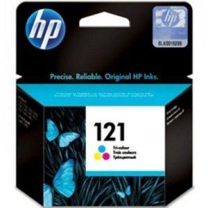 ראש דיו מקורי צבעוני HP121/HP121XL