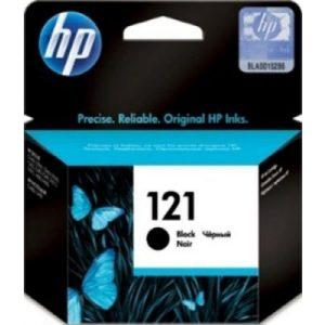 ראש דיו מקורי שחור HP121/HP121XL