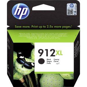 ראש דיו מקורי שחור HP 912XL