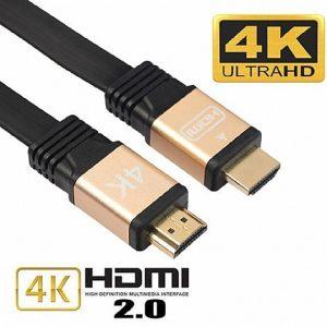 כבל מסך HDMI ל-4K HDMI