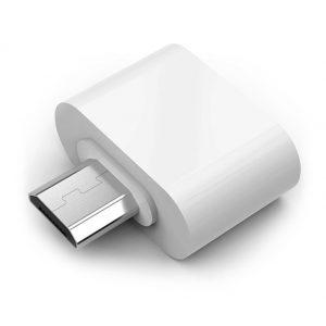 מתאם מחיבור Micro USB Male לחיבור USB Female OTG