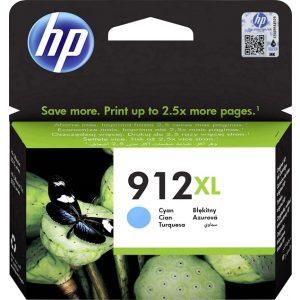 ראש דיו מקורי צבעוני HP 912XL