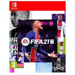 משחק FIFA 21 Nintendo Switch