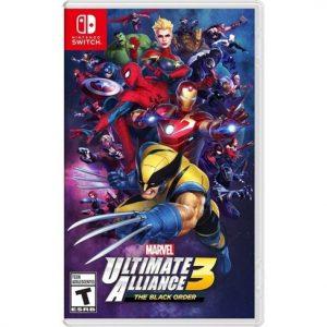 משחק  Marvel Ultimate Alliance Nintendo Switch