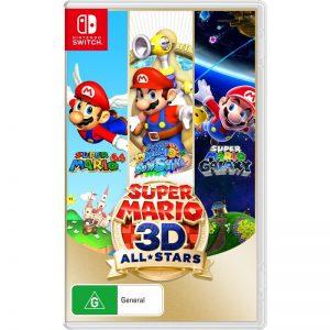 משחק Mario 3D All Stars 3 Games Nintendo Switch