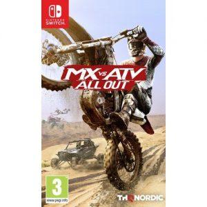 משחק MX VS ATV Nintendo Switch