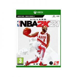 משחק NBA 2K21 Xbox