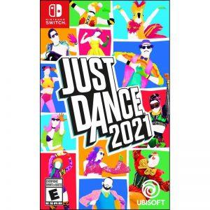 משחק Just Dance 2021 Nintendo Switch