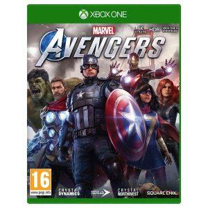 משחק Marvel Avengers Xbox