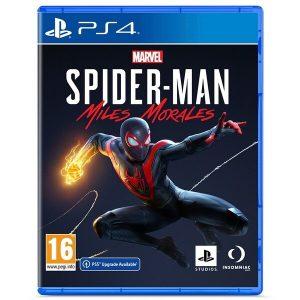 משחק Spider-Man Miles Morales  PS4