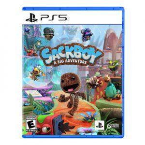 משחק Sackboy PS5