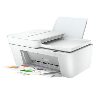 מדפסת הזרקת דיו HP DeskJet Plus 4120