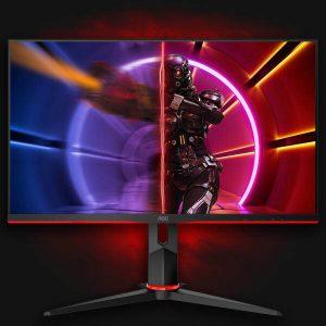 מסך מחשב גיימינג AOC 24G2U 144Hz