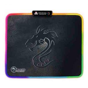 משטח גיימינג מואר Dragon Mouse Pad MPLM