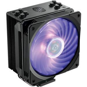 קירור מעבד Cooler Master Hyper 212 RGB Black Edition