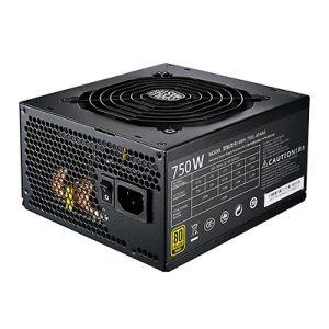 ספק כח אקטיבי Cooler Master MWE Gold 750 80+ Gold 750W