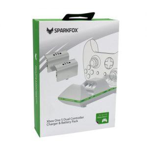 מטען כפול Sprakfox XBOX One S