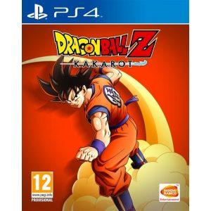 משחק Dragon Ball Z Kakarot PS4
