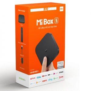 סטרימר Xiaomi Mi BOX S