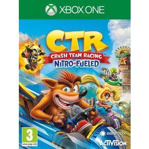 משחק Crash Team Racing Nitro Fueled Xbox