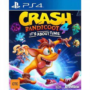 משחק Crash Bandicoot 4: It's About Time PS4