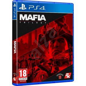 משחק MAFIA TRILOGY PS4