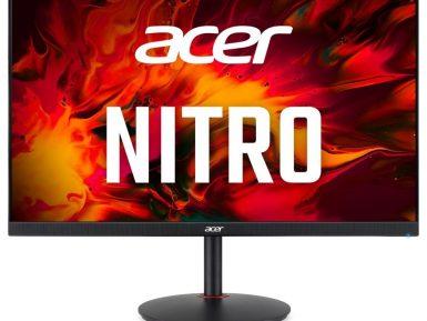 חברת Acer משיקה מסך חדש לגיימרים
