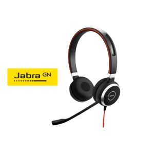 אוזניות Jabra Evolve 20 Stereo MS