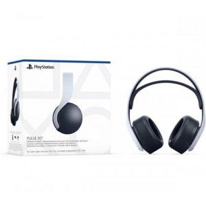 אוזניות אלחוטיות PULSE 3D PS5