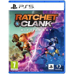 משחק PS5 RATCHET AND CLANK RIFT APART