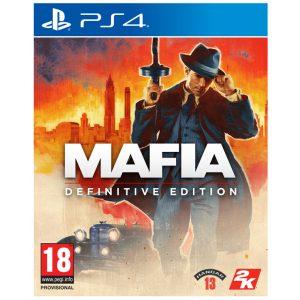 משחק Mafia: Definitive Edition PS4