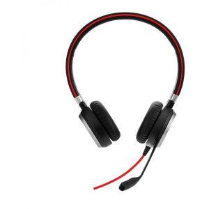 אוזניות Jabra Evolve 40 MS Stereo
