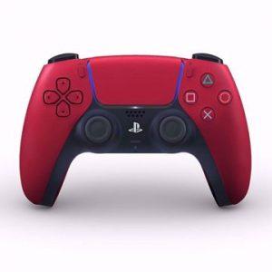 שלט אלחוטי אדום DualSense Wireless Controller PS5