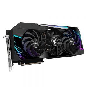 כרטיס מסך Gigabyte GeForce RTX 3090 Aorus Master OC 24GB