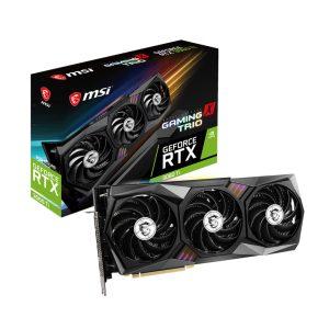 כרטיס מסך MSI GeForce RTX 3060TI GAMING X TRIO 8G