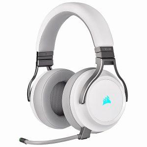 אוזניות גיימינג אלחוטיות Corsair VIRTUOSO RGB