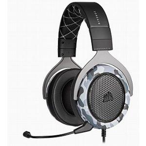 אוזניות גיימינג Corsair USB HS60 HAPTIC