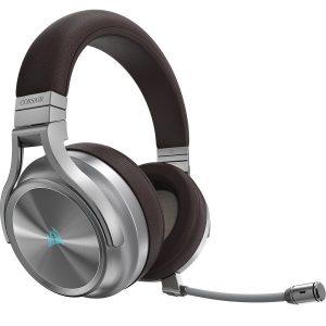 אוזניות גיימינג אלחוטיות Corsair VIRTUOSO RGB SE