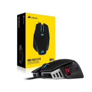 עכבר גיימינג Corsair M65 RGB ELITE