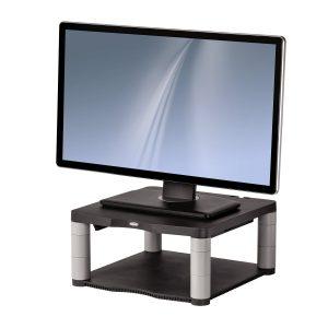 מעמד למסך מחשב Premium Monitor Riser Graphite