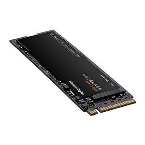 כונן Western Digital Black SN750 250GB M.2 PCIe NVMe SSD