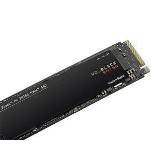 כונן Western Digital Black SN750 1TB M.2 PCIe NVMe SSD