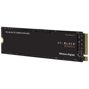 כונן Western Digital Black SN850 1TB PCIe4 M.2 NVMe SSD