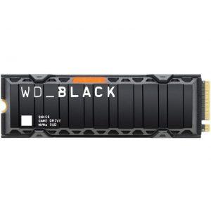כונן עם קירור WD BLACK SN850 SSD 500GB