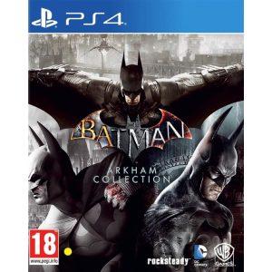 משחק BATMAN Arkham Collection PS4
