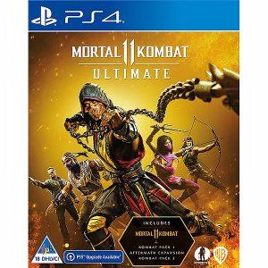 משחק Mortal Kombat 11: Ultimate Edition PS4