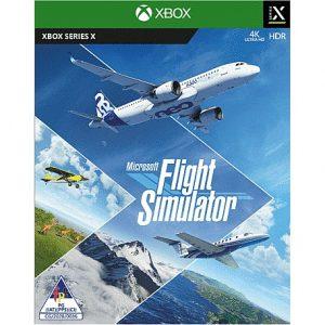 משחק Microsoft Flight Simulator XBOX