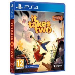 משחק IT TAKES TWO PS4
