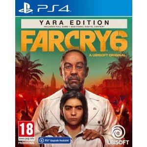 משחק Far Cry 6 PS4 – הזמנה מוקדמת!