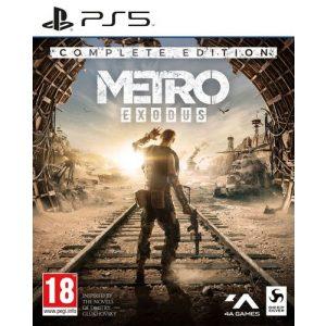 משחק Metro Exodus Complete Edition PS5